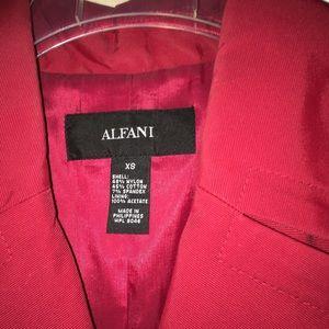 Alfani Jackets & Coats - EUC- Alfani Bell sleeve light wear jacket